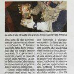 articolo de La stampa Olio Calvi
